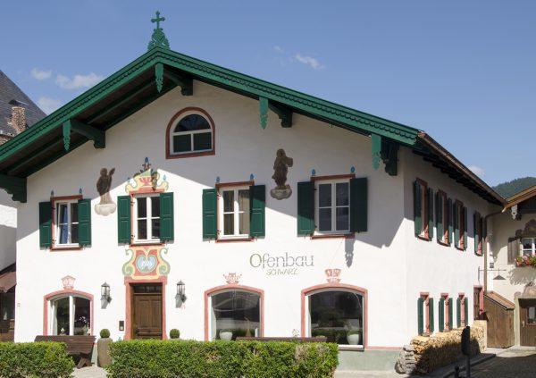 Ofenbau Schwarz in Neubeuern