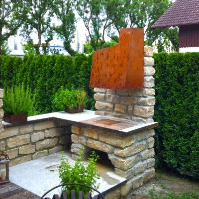 Ofenbau Schwarz Aussen-Kamin-3
