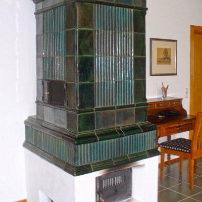 Ofenbau Schwarz, Neubeuern Kachelofen-6