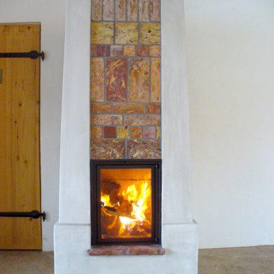 Ofenbau Schwarz, Neubeuern Kamin-12